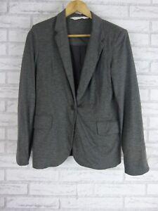 SEED FEMME Jacket Sz M Grey
