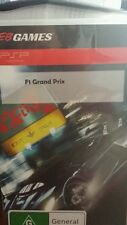 F1 Grand Prix (NO BOOKLET NO SLEEVE) PSP