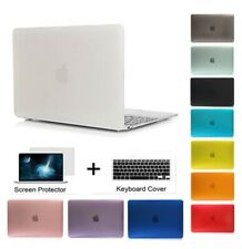 Laptop Case 15 Inch Casual Solid PVC Cover Accessories For Apple Macbook Air