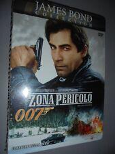 DVD N°15 007 JAMES BOND COLLECTION ZONA PERICOLO