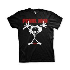 Pearl Jam 'Stickman' T shirt - NEW