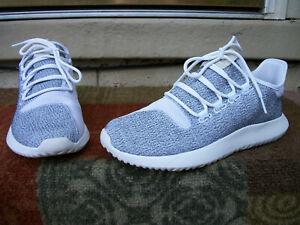 Adidas Tubular Shadow...White/Grey Color way...Men's size 9.5