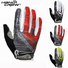 Cycling HANDCREW Bike Special Bicycle 3D GEL Sports Full Finger Glove Red L size