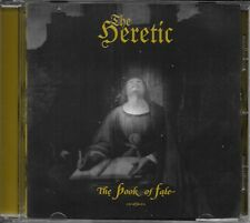 THE HERETIC-THE BOOK OF FATE-CD-arcturus-melodic-black metal