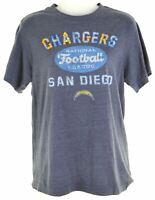 NFL Boys T-Shirt Top 14-15 Years XL Blue Cotton  AC17