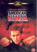 AMERICAN NINJA - DVD - REGION 2 UK