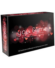 Fun & Desirable You & Me - A Game of Love & Intimacy for Couples