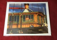 "Rusty Boat Studio Lisa Graff Art - Cats Print 11"" x 8 3/4"""