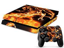 Sony ps4 playstation 4 skin Design Autocollant Film de protection set-motif dragon