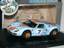 Eagle's Race 1040 Ford GT 40 1969 Le Mans #7 1/43