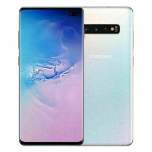 New Samsung Galaxy S10 SM-G973U 128GB - White Unlocked T-Mobile AT&T Verizon