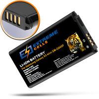 Extremecells Akku für Samsung Galaxy S5 mini SM-G800F wie EB-BG800 Batterie