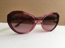 VERSACE Sunglasses Burgundy MOD. 4306-Q 5154/14 5619 140 2N Brand New W/out Tag