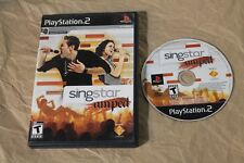 USED SingStar Amped Playstation 2 PS2 Canadian Seller!