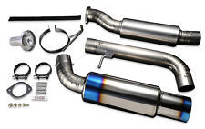 Tomei EXPREME Ti Exhaust System for Nissan 370Z Z34 VQ37VHR - TB6090-NS02A