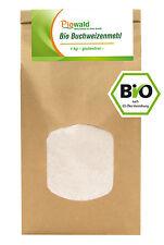 BIO Buchweizen Mehl - 1 kg, glutenfrei - (7,90 €/Kg)