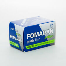 1 Roll x FOMAPAN 400 Profi Line Action Black & White Film 35mm 36exp by FOMA