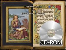 The book of hours of Queen Anne of Brittany -Le livre d'1861 CE 2 Vol Digitized