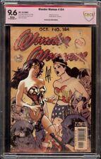 Wonder Woman # 184 CBCS 9.6 White (DC, 2002) Classic Hughes cover & Verified Sig