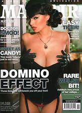 MAYFAIR MAGAZINE volume 45 number 11 mens adult glamour magazine