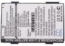E3MT041202 Battery For MITAC Mio 180, A200, A201, A220, P128, P300, P340 1250mAh