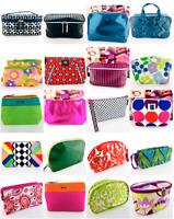 Lancome, Clinique, Estee Lauder Cosmetic Bag Pouch Case Tote ~ Choose your Style