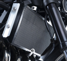 KAWASAKI z900rs R&G Cache Radiateur protection revêtement poudre Noir COOL
