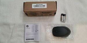 NEW HP X4000b Bluetooth 3-Button Wireless Laser Scroll Mouse NO ORIGINAL BOX