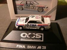 1/87 Herpa BMW M3 DTM Fina First Cecotto #7 035507