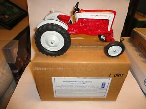 FORD 961 POWERMASTER Wide Front Tractor 1:16 Scale Models 1991 75TH PA Farm Show