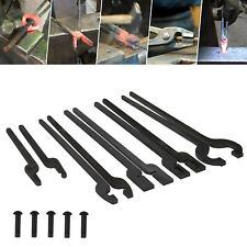 More details for five types of tongs bundle set comes with rivet convenient multifunctional gb