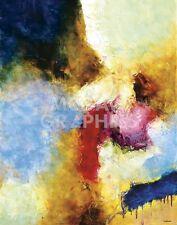 "BARBOSA JAVIER LOPEZ - SEMILLA DE UN POEMA - ART PRINT POSTER 14"" X 11"" (B1728)"