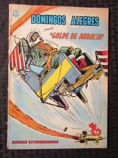 1966 DOMINGOS ALEGRES #617 G/VG Novaro Spanish Comic