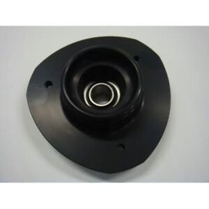 Alloy Top Mount.Small Hole Spherical Bearing (Black) 1977 Onwards