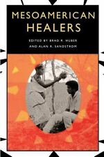 Mesoamerican Healers 2001 Edited by Brad R. Huber Softcover Used Book