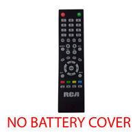 Original RCA RLDED3956A Remote Control TV (No Cover)