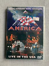 A Asia - Live in the US (DVD, 2003) ( 100% New )