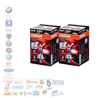 KIT COPPIA LAMPADE H7 55W OSRAM NIGHT BREAKER LASER 64210NBL-HCB