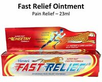 Himani Fast Relief Herbal Pain Ointment For Back Ache Joint 23ml