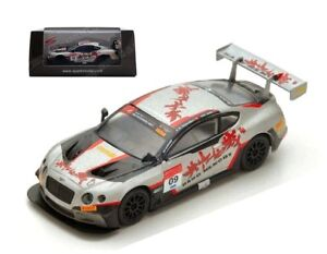 Spark Models 1:64 BENTLEY Continental GT3 N°09 China GT Championship 2017 Y106