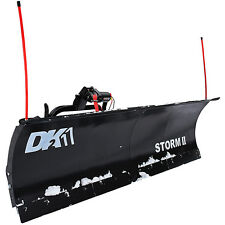 """Dk2 Storm Ii 84"""" Snow Plow"""