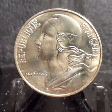 CIRCULATED 1964 20 CENTIMES FRENCH COIN (60516)