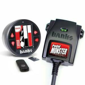 BANKS PedalMonster With iDash DataMonster for Chevy/GMC,Cadillac
