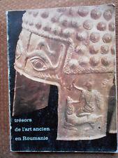 TRESORS DE L'ART ANCIEN EN ROUMANIE - EXPO AU PETIT PALAIS 1970