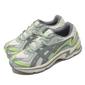 Asics Gel-Preleus Grey Ivory Green Women Running Casual Shoes 1202A061-200