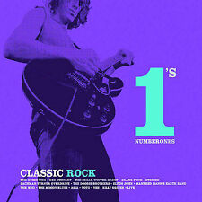 Classic Rock Number 1s by Various Artists (CD, Aug-2007,...
