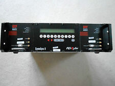 FEI-ZYFER COMMSYNC II GPS TIME FREQUENCY CLOCK 1O MHZ MODEL 385010130
