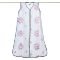 Aden and Anais For the Birds Medallion Sleeping Bag New
