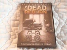 THE DEAD REBORN DVD NEW HORROR HELL ASYLUM PRISON OF THE DEAD HATE THE LIVING