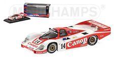 Porsche 956 Canon Palmer Lloyd 24h Le Mans 1985 1:43 Model MINICHAMPS